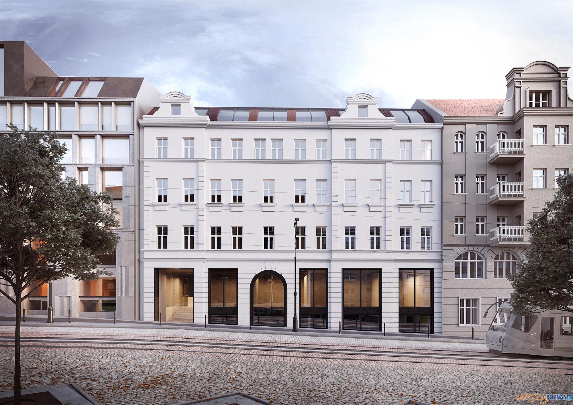 Projekt Podgórna 9  Foto: materiały prasowe / Easst Architects