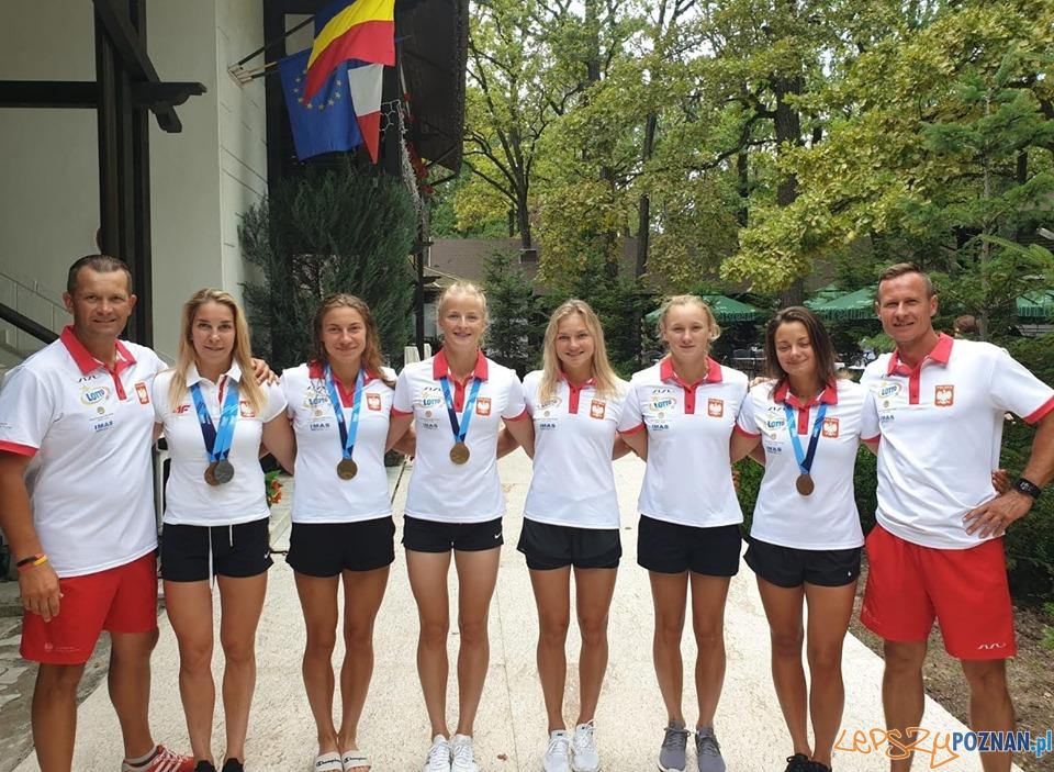 Women's Polish Canoe Team  Foto: Facebook Women's Polish Canoe Team
