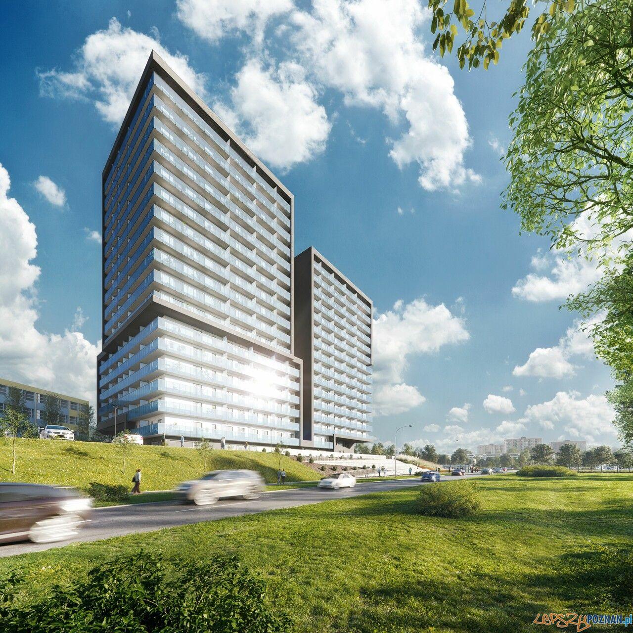 Wizualizacja Atal Towers  Foto: materiały prasowe PR Expert