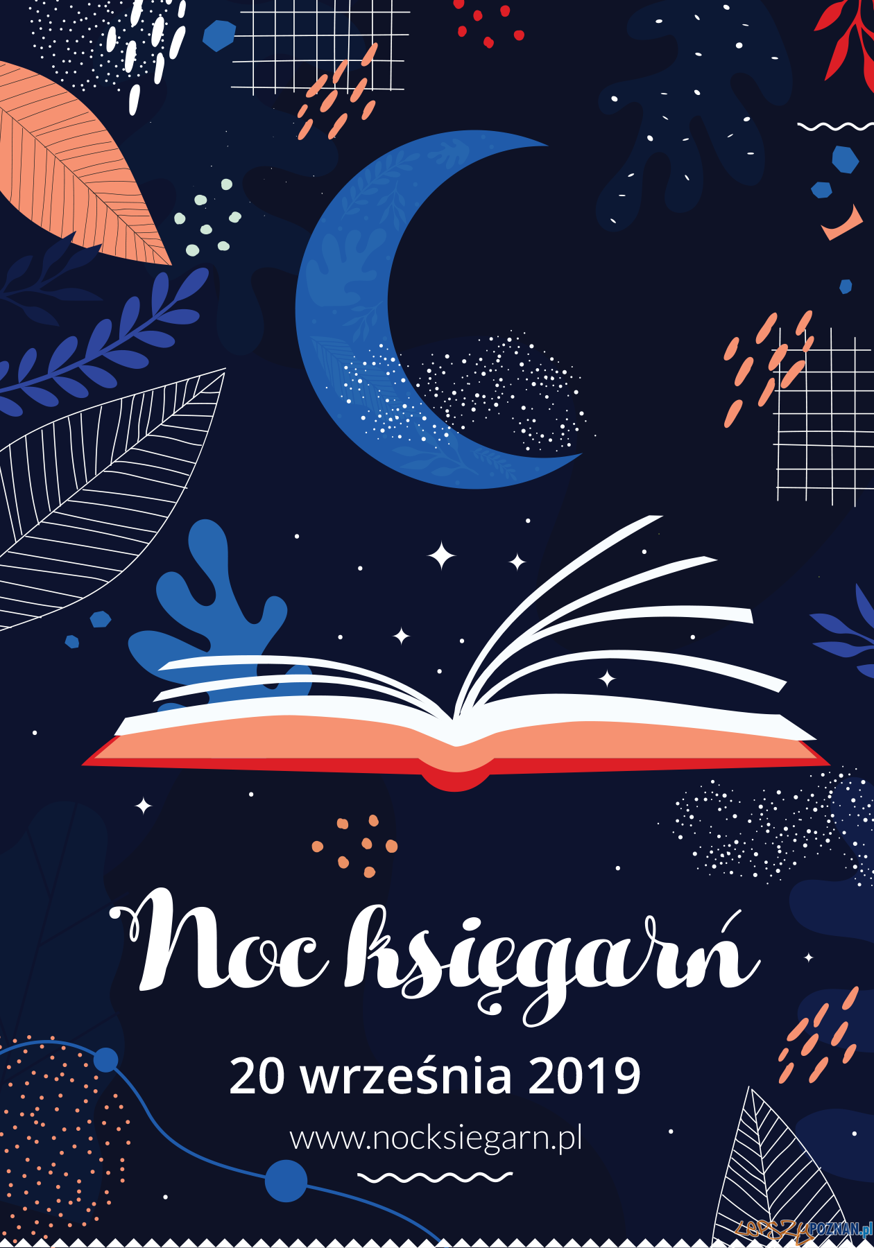 Noc Księgarń  Foto: materiały prasowe