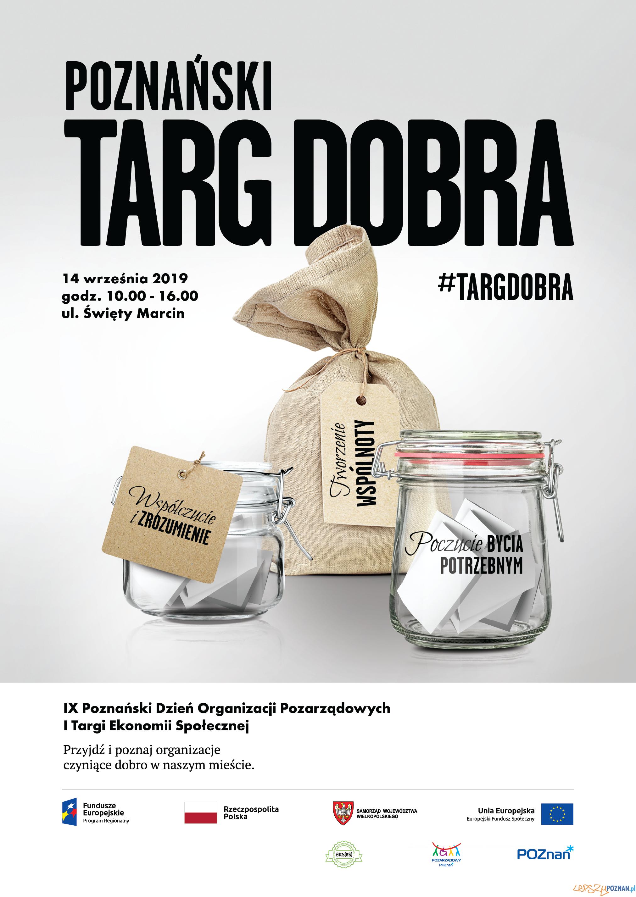 Poznański Targ Dobra  Foto: materiały prasowe