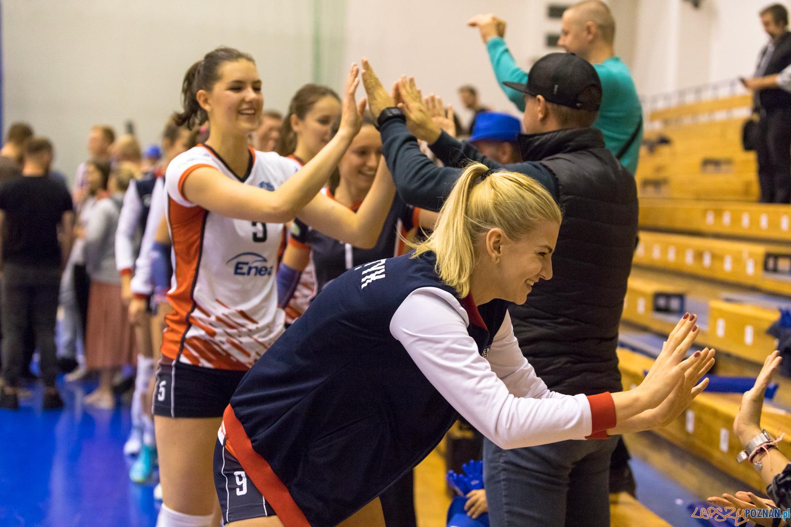 Enea Energetyk Poznań - Budowlani Toruń  Foto: lepszyPOZNAN.pl/Piotr Rychter