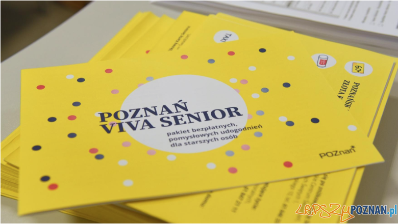 Poznań Viva Senior  Foto: materiały prasowe / UMP