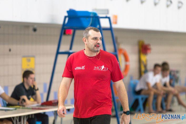 Waterpolo Cup 2019  Foto: lepszyPOZNAN.pl/Piotr Rychter