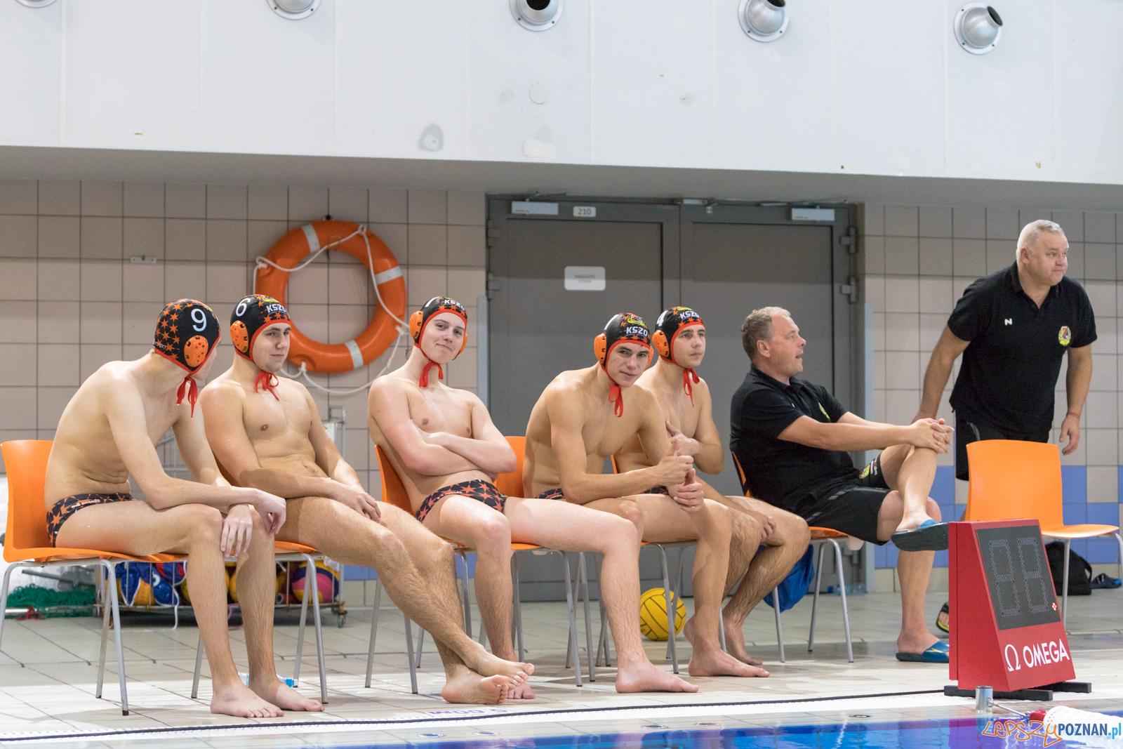 Waterpolo Cup 2019 - Waterpolo Poznań - KSZO Ostrowiec Święto  Foto: lepszyPOZNAN.pl/Piotr Rychter