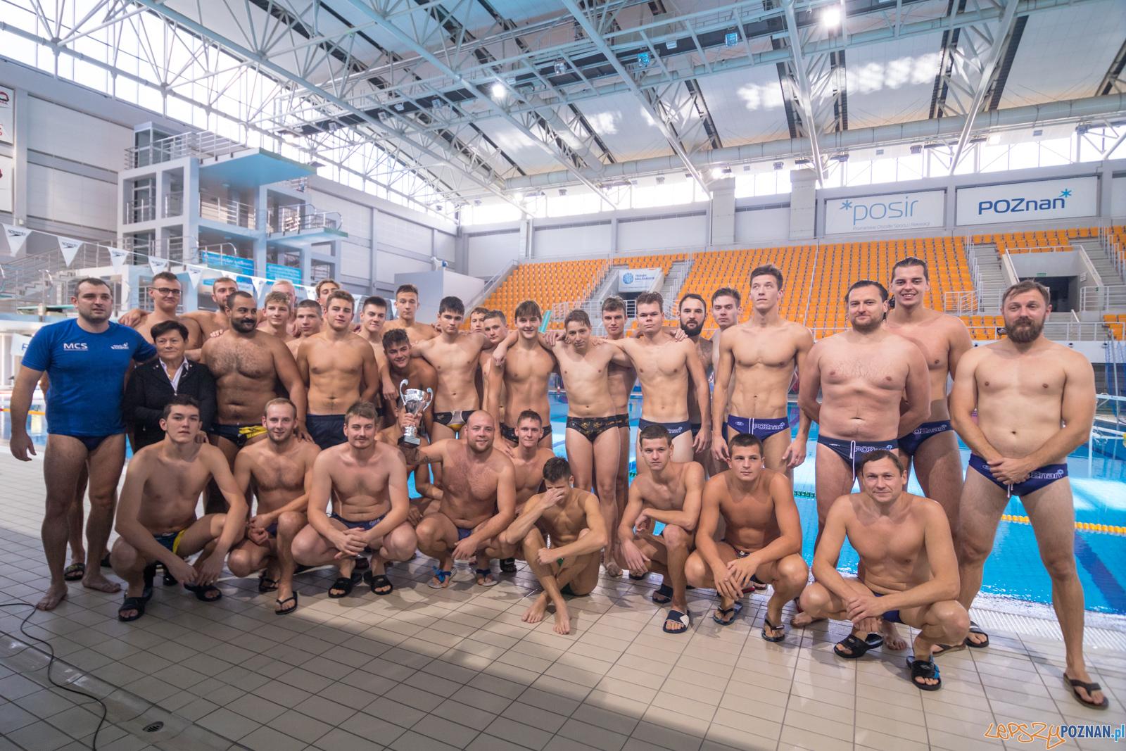 Malta Waterpolo Cup 2019  Foto: lepszyPOZNAN.pl/Piotr Rychter