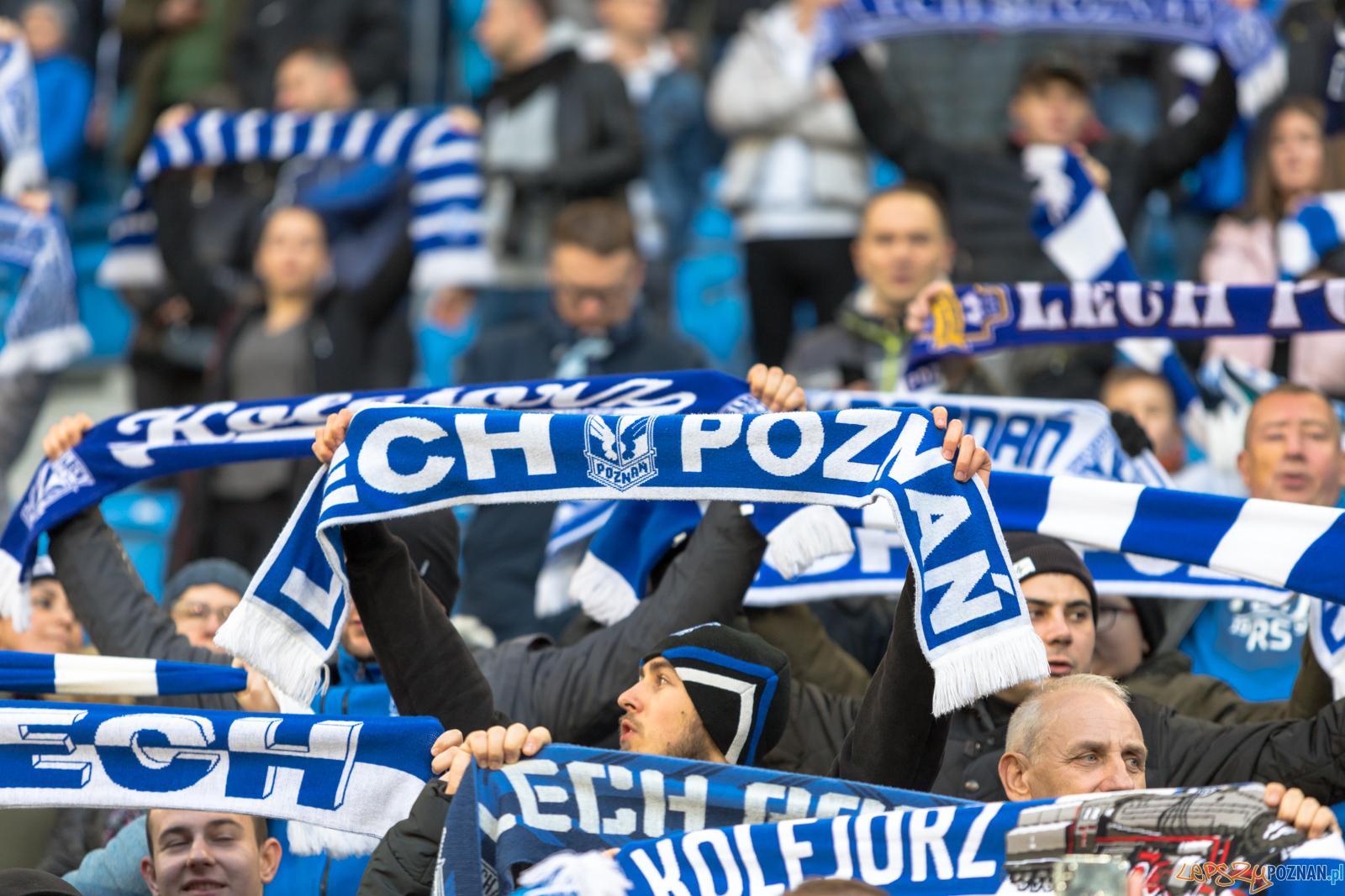 KKS Lech Poznań - Korona Kielce (najlepsi kibice na świecie  Foto: lepszyPOZNAN.pl/Piotr Rychter