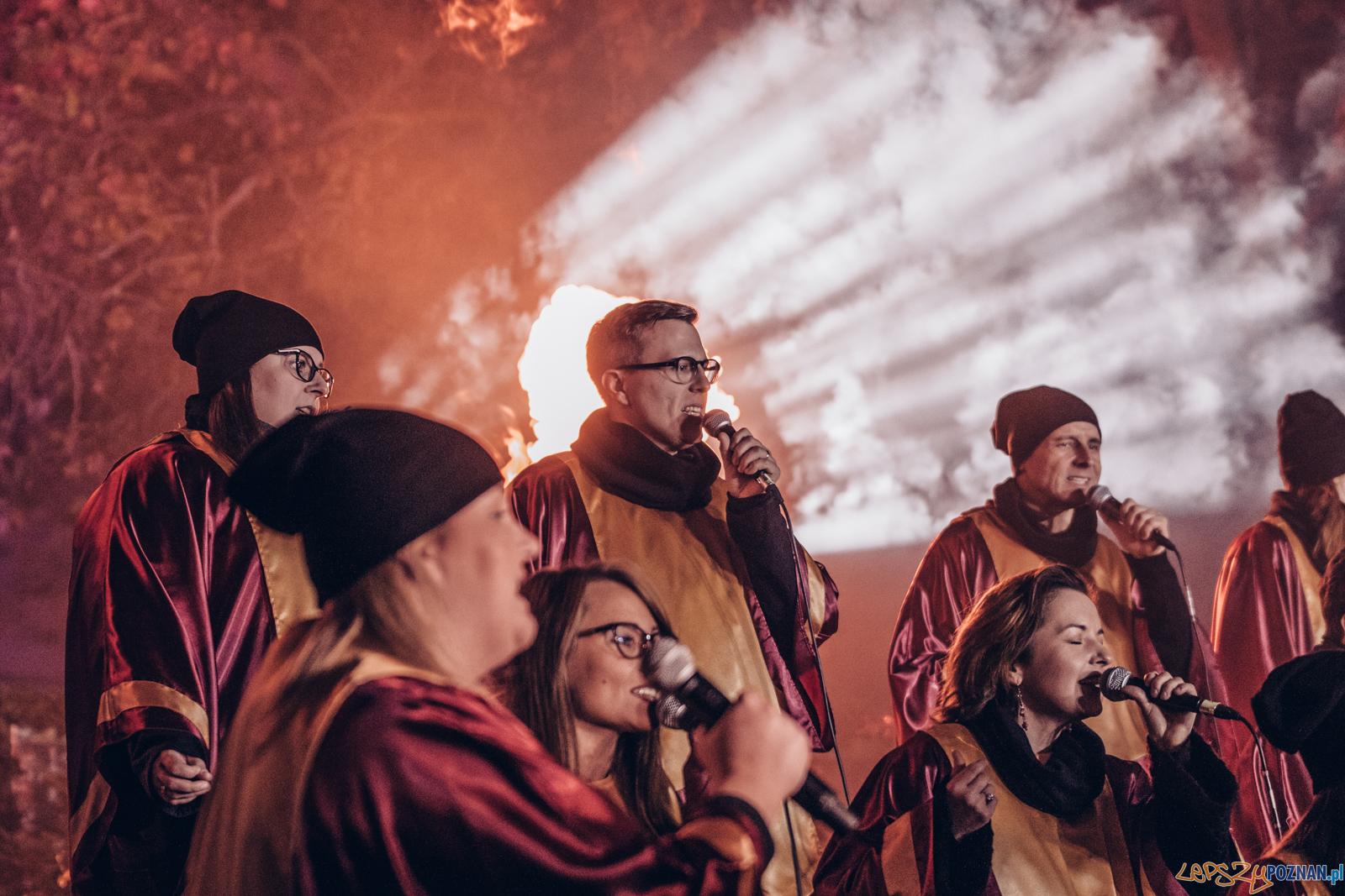 Betlejem 2019  Foto: lepszyPOZNAN.pl / Ewelina Jaśkowiak