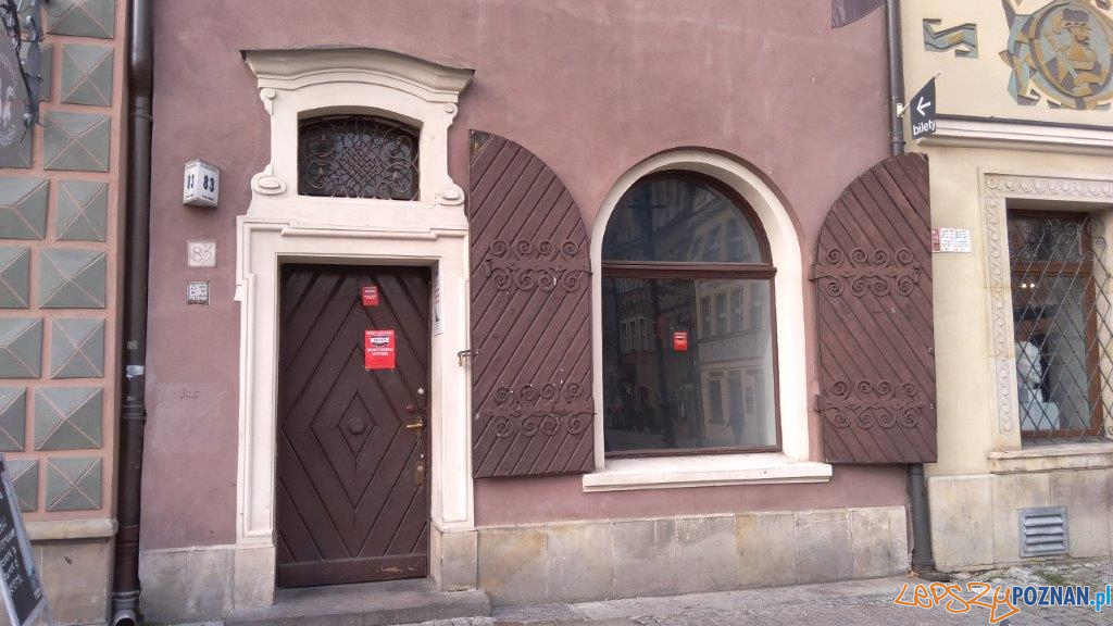 Stary Rynek 83  Foto: ZKZL / materiały prasowe
