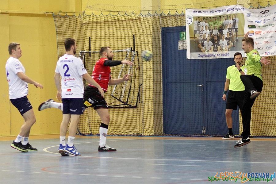 WKS_Grunwald_Poznań_-_MKS_Wieluń__11_  Foto: sportowy-poznan.pl / Elżbieta Skowron
