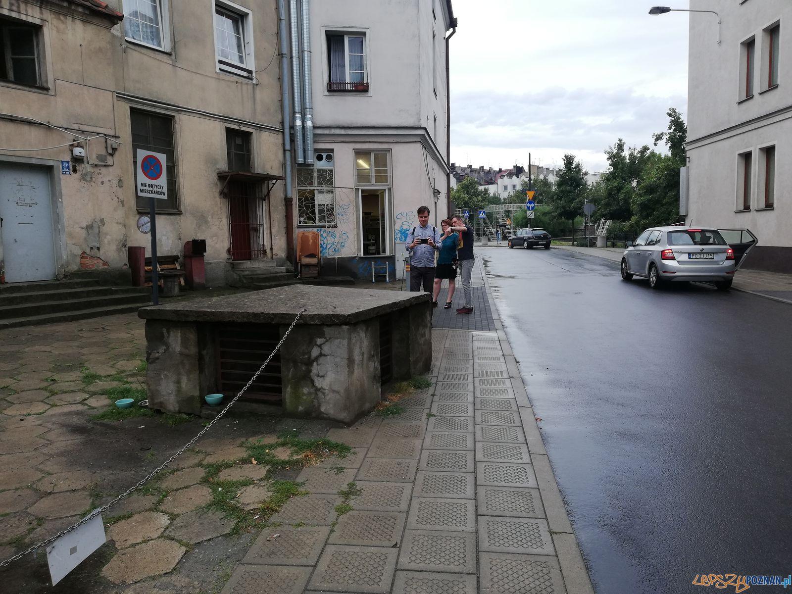 Schron Chwaliszewo  Foto: Tomasz Dworek