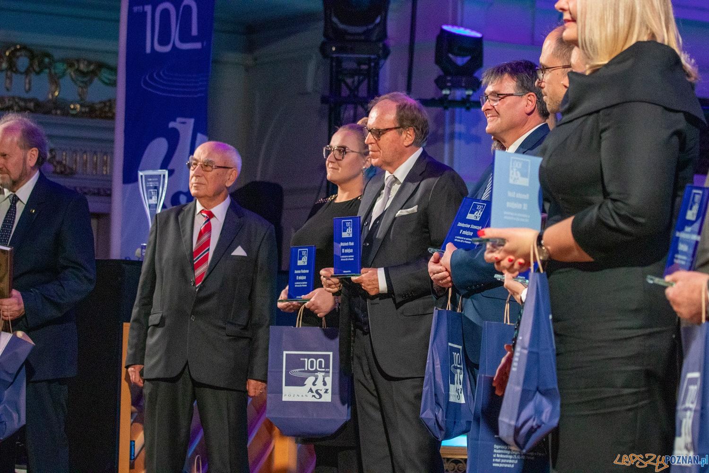 Gala 10 lecia AZS Poznań  Foto: materiały prasowe AZS