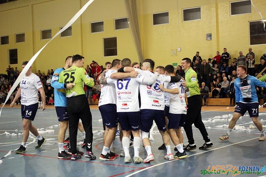 WKS_Grunwald_Poznań_-_MKS_Wieluń__76_  Foto: sportowy-poznan.pl / Elżbieta Skowron