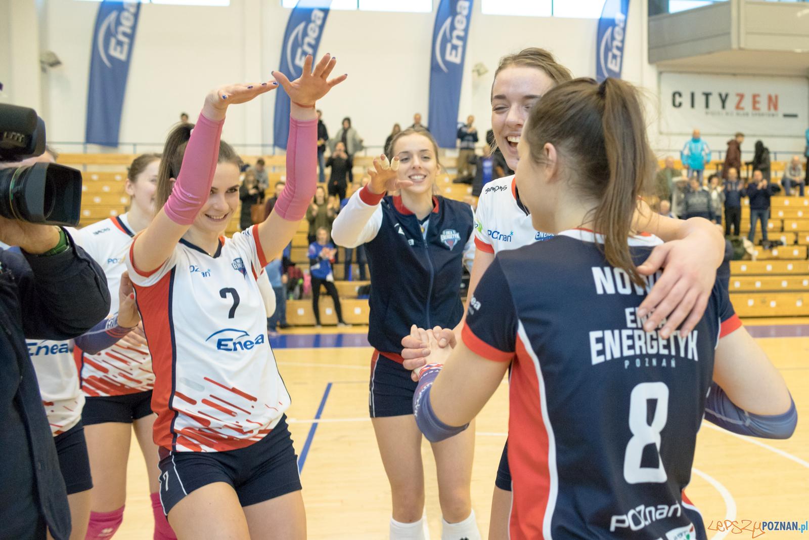 ENEA Energetyk Poznań - SAN Pajda Jarosław  Foto: lepszyPOZNAN.pl/Piotr Rychter