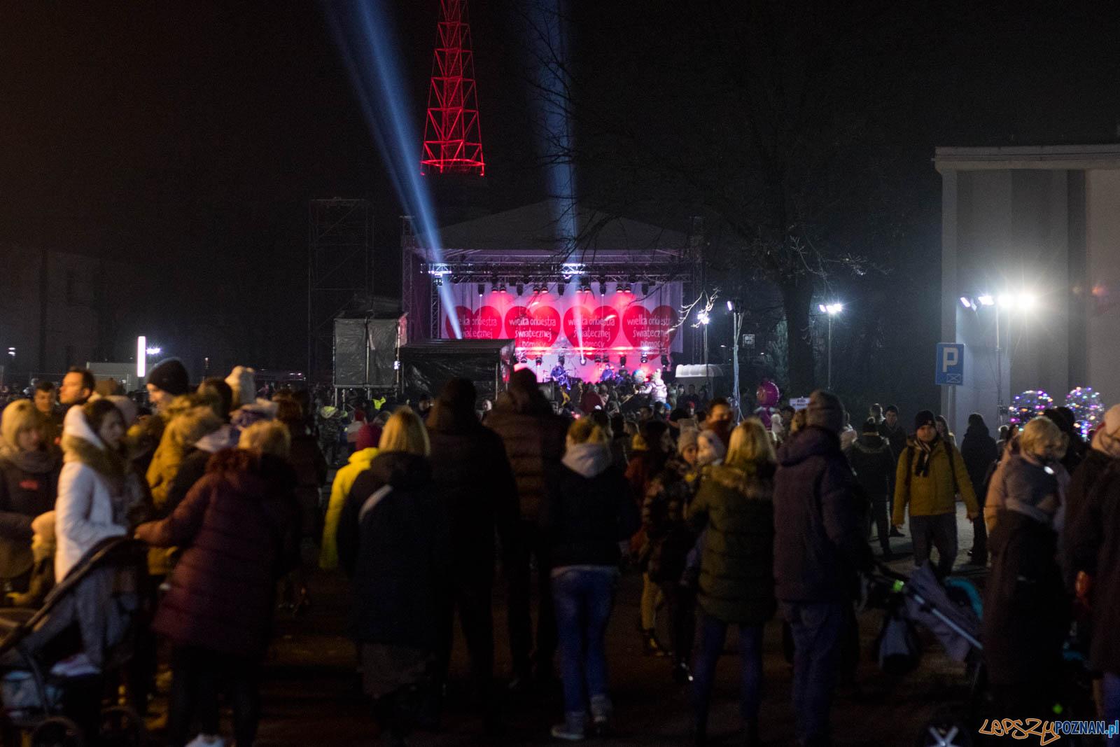 28. Finał WOŚP w Poznaniu  Foto: Ewelina Jaskowiak