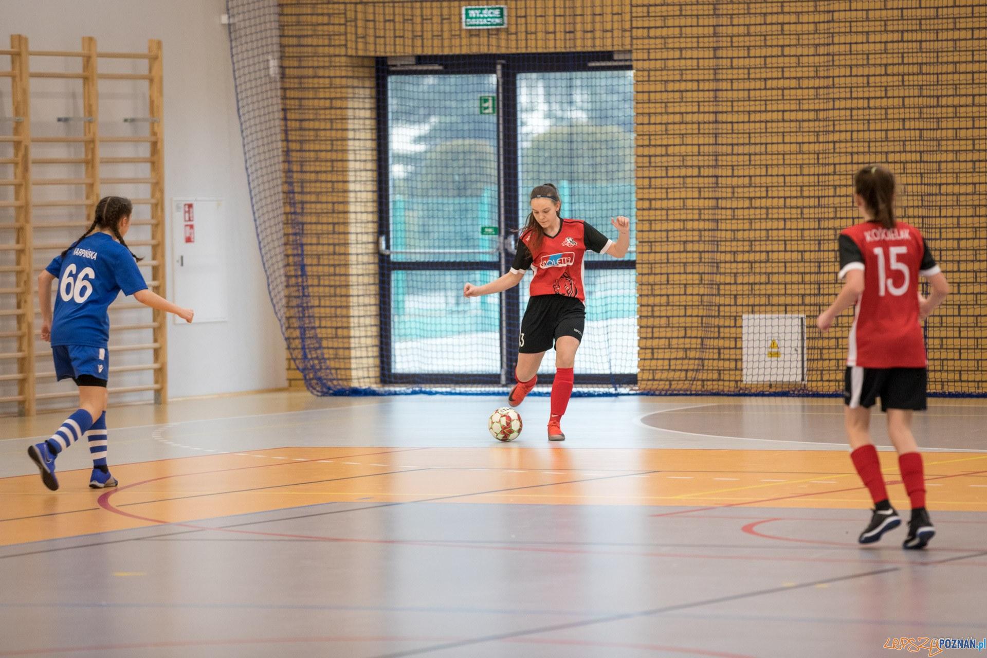 Piłka nożna dziewcząt (5)  Foto: Michał Kościelak / materiały prasowe