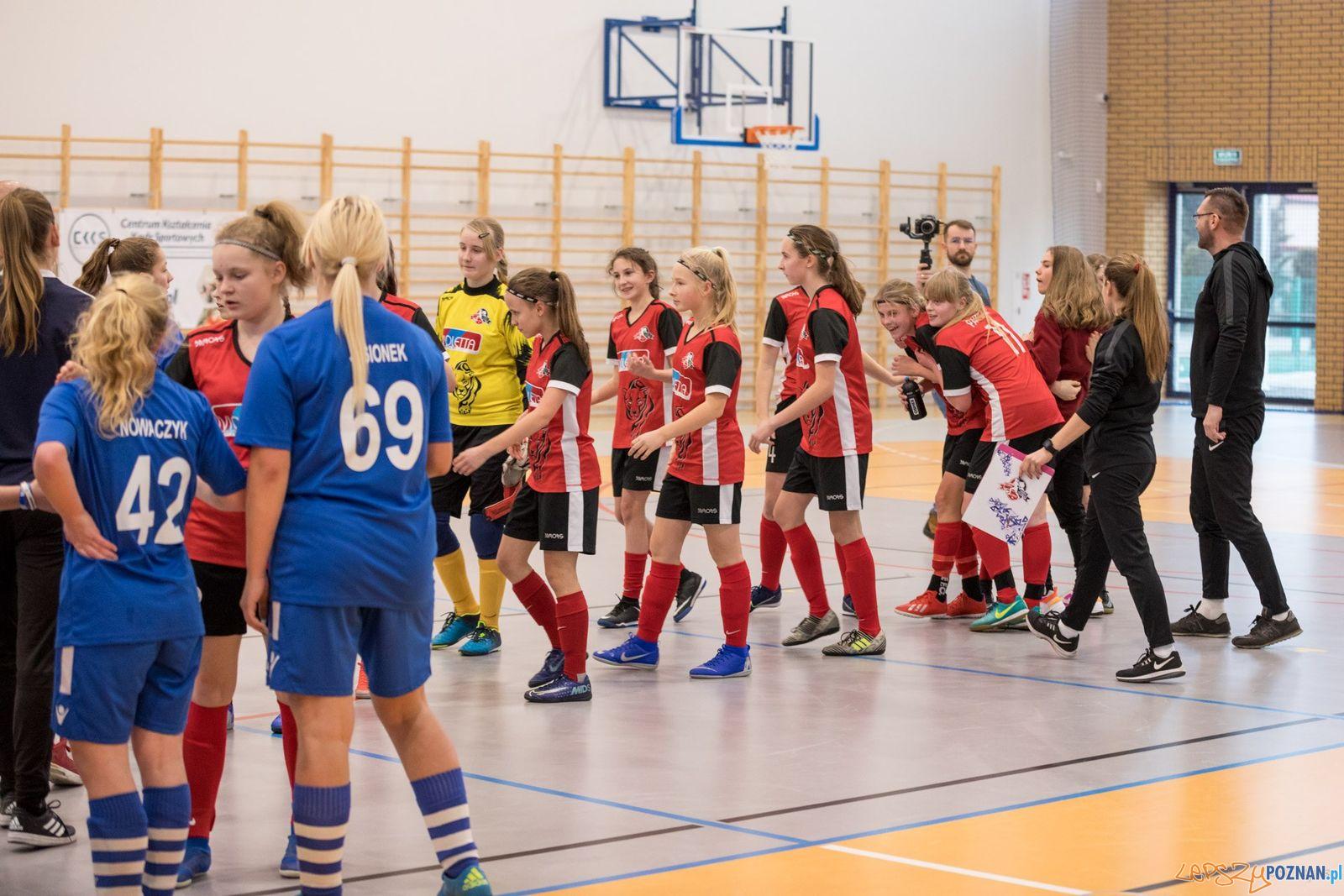 Piłka nożna dziewcząt (1)  Foto: Michał Kościelak / materiały prasowe