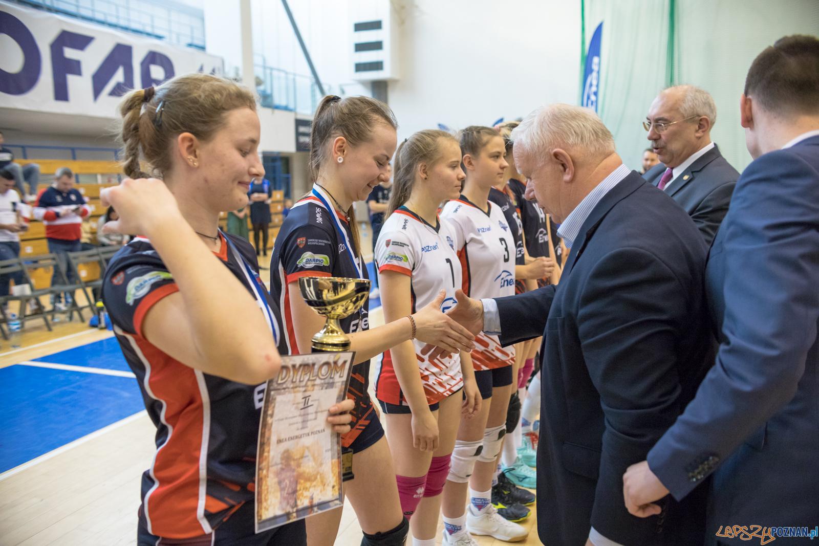 Mistrzostwa Wielkopolski Juniorek - zakończenie rozgrywek i wr  Foto: lepszyPOZNAN.pl/Piotr Rychter