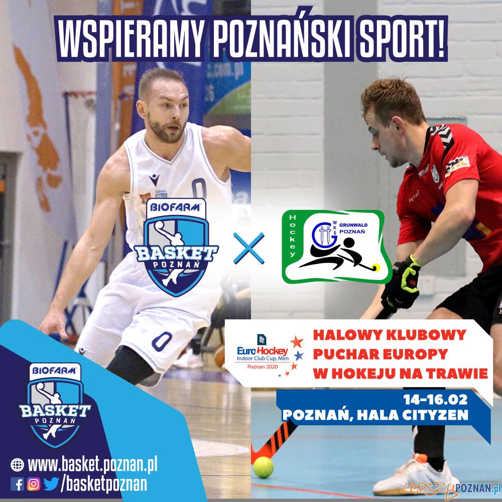 Wspieramy Poznański Sport  Foto: materiały prasowe