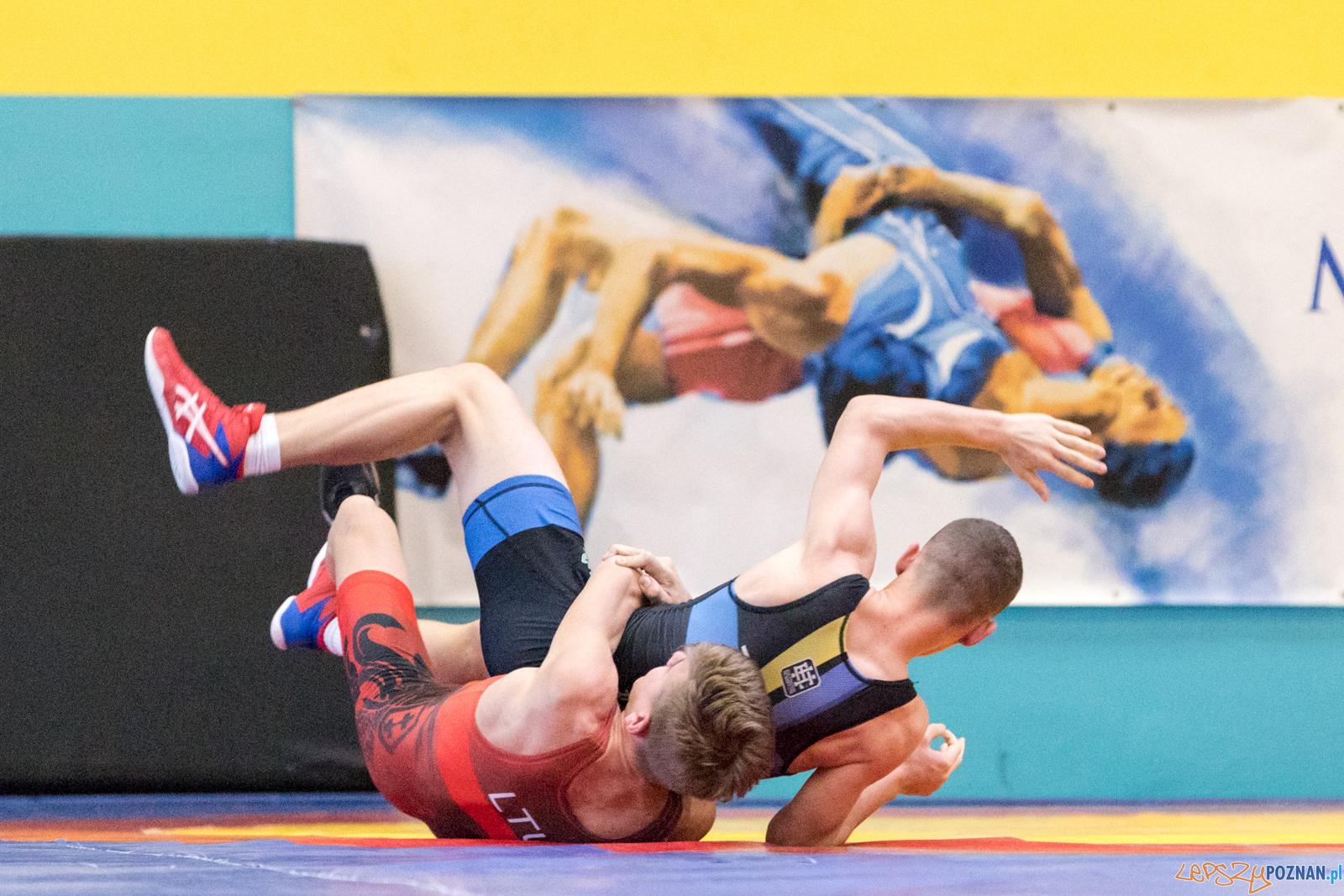 XXVIII Międzynarodowy Turniej Zapaśniczy  – Puchar Sobieskie  Foto: lepszyPOZNAN.pl/Piotr Rychter