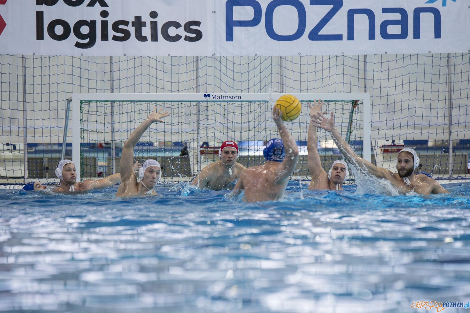 box Logistics Waterpolo Poznań -  ALFA Gorzów Wielkopolski  Foto: lepszyPOZNAN.pl / Ewelina Jaśkowiak