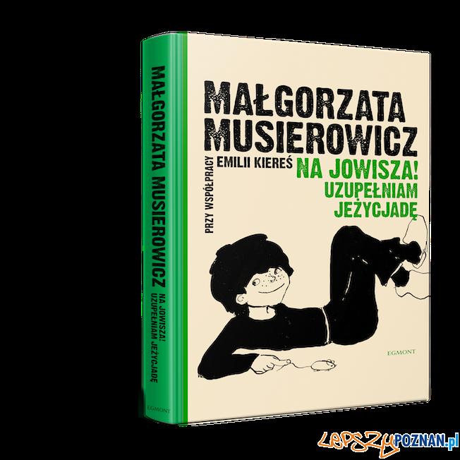 Na Jowisza nowa ksiazka Malgorzaty Musierowicz (1)  Foto: Wydawnictwo Egmont / materiały prasowe