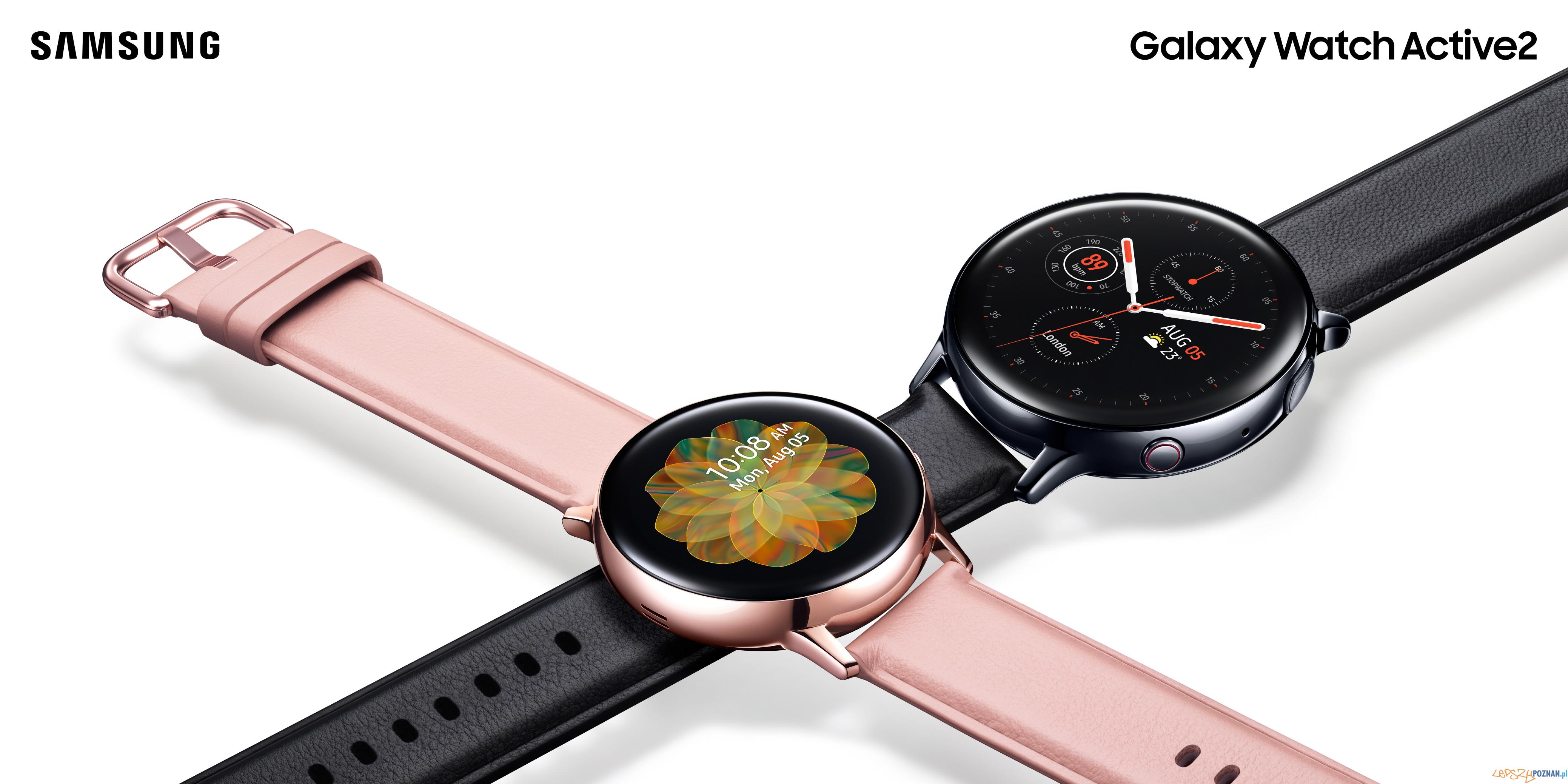 Galaxy Watch Active2  Foto: Samsung