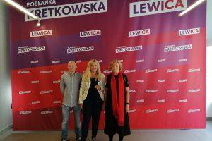 Otwarcie biura poselkiego Katarzyny Kretkowskiej  Foto: facebook