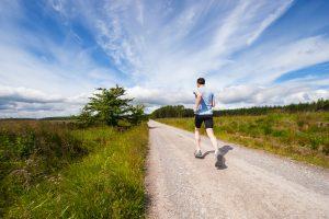 biegacz  Foto: Jenny Hill
