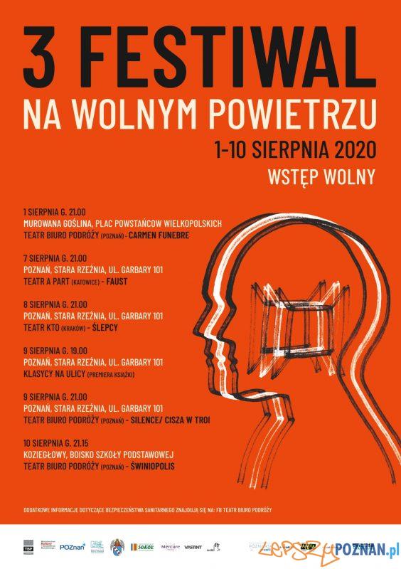 Festiwal na Wolnym Powietrzu_banner Foto: materiały prasowe