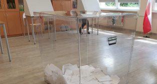 2 tura wyborów prezydenckich 12.07.2020  Foto: lepszyPOZNAN / S9+