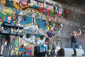 Łydka Grubasa podczas XXIV Pol'and'Rock Festival  Foto: Ralf Lotys (Sicherlich) / Wikipedia