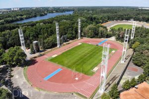 Stadion lekkoatletyczny na Golęcinie  Foto: materiały prasowe / PIM