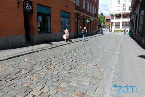 Ulica Rynkowa  Foto: materiały prasowe / ZDM