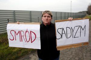 Wielkopolanie przeciw fermom norek  Foto: Otwarte Klatki