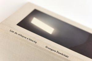 List do chlopca z latarka - Grzegorz Dembinski  Foto: materiały prasowe