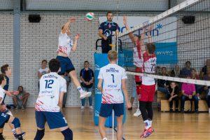Ćwierćfinały Mistrzostw Polski Młodzików - Enea Energetyk P  Foto: lepszyPOZNAN.pl/Piotr Rychter
