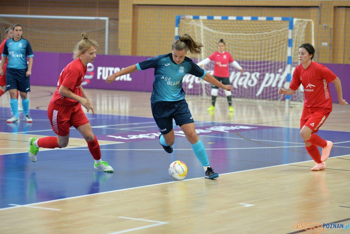 Turniej Final Four Ekstraligi futsalu kobiet Foto: RaJu photography