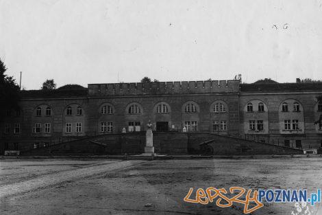 Cytadela Pomnik Pilsudskiego [NAC]  Foto: NAC domena publiczna