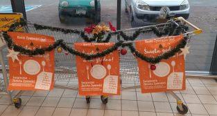 Świąteczna Zbiórka Żywnści  Foto: Banki Żywności