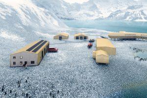 Stacja Antarktyczna  Foto: materiały prasowe