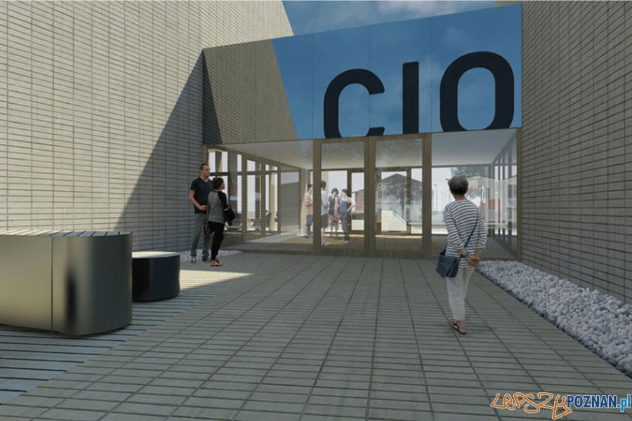 CIO w Tarnowie Podgórnym - wizualizacja Foto: UG Tarnowo Podgórne