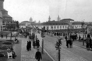 Targi Wystawa Ogrodnicza 1929  Foto: NAC - domena publiczna