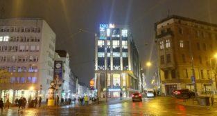 Plac Wiosny Ludów  Foto: Tomasz Dworek