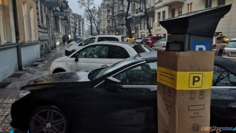 Strefa Platnego Parkowania  Foto: materiały prasowe / ZDM