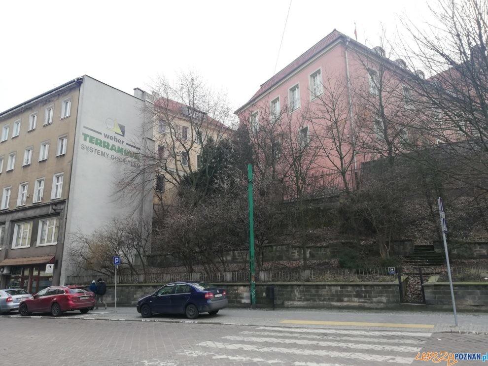 Wzgórze Przemysła od strony Placu Wielkopolskiego  Foto: Tomasz Dworek