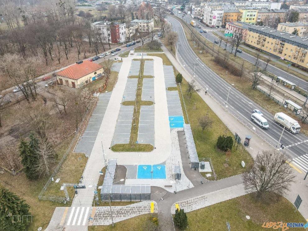 Nowy Parking Park & Ride  Foto: materiały prasowe / PIM