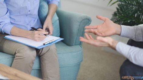 Psycholog - rozmowa  Foto: materiały prasowe