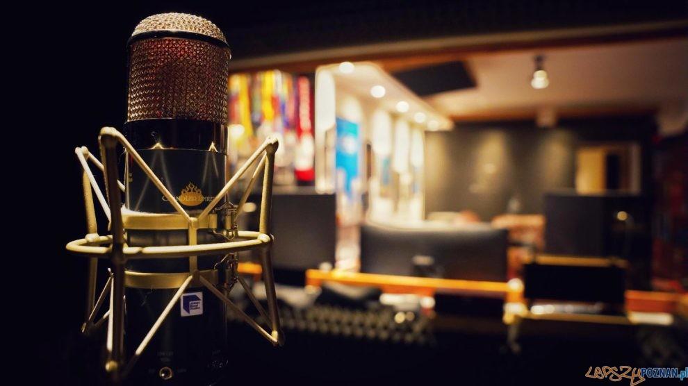 Studio radiowe  Foto: materiały prasowe / Studio Otwarte