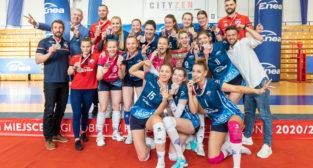 Ealka o 3. miejsce I ligii Kobiet w siatkówce - Enea Energetyk  Foto: lepszyPOZNAN.pl/Piotr Rychter